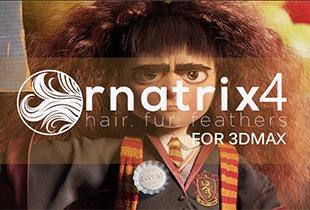 Ephere Ornatrix center www.download.ir