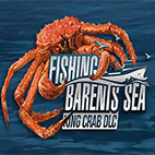 Fishing Barents Sea King Crab Icon