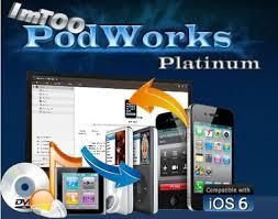 ImTOO PodWorks Platinum cennterr