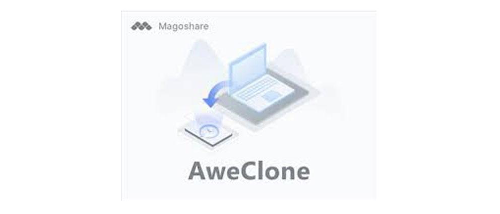 Magoshare.AweClone.Creator.center