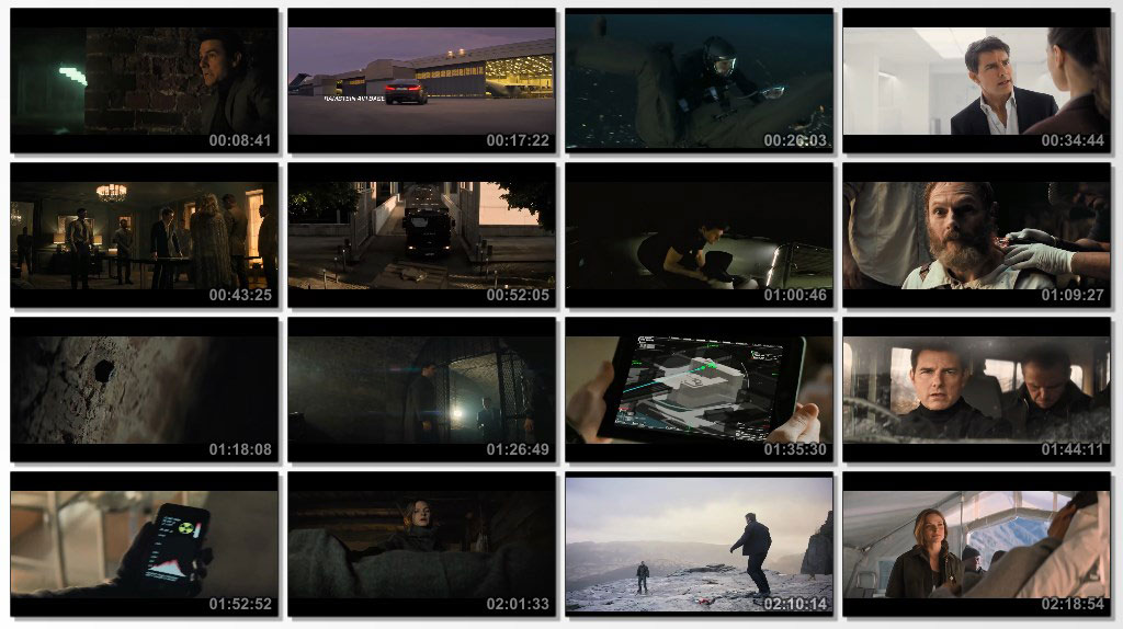 Mission Impossible - Fallout - Screen
