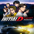 New Initial D the Movie Legend 1: Awakening logo