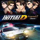 New Initial D the Movie Legend 2: Racer 2015 logo