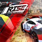 Rise Race The Future Icon