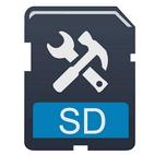 SD Card Formatter logo www.download.ir