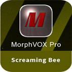 Screaming.Bee.MorphVOX.logo