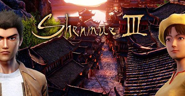 دانلود مجموعه بازی Shenmue 1-2-3 نسخه کرک شده Codex