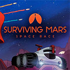 Surviving Mars Space Race Icon