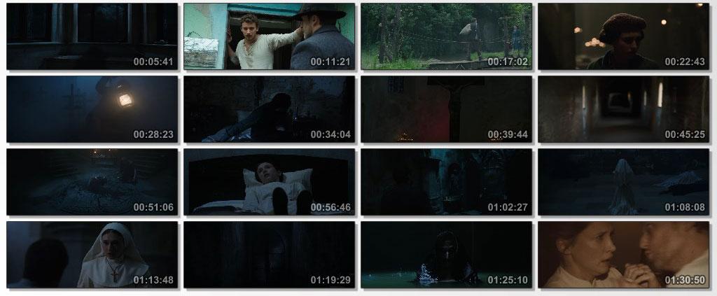 The Nun 2018 - Screen