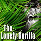 The Lonely Gorilla Icon