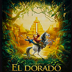The Road to El Dorado 2000 logo