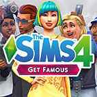 The Sims 4 Get Famous Icon