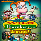 The Wild Thornberrys logo