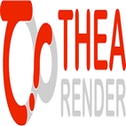 Thea Render 3ds Max logo www.download.ir
