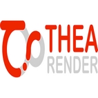 Thea Render logo www.download.ir