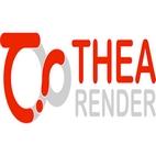 Thea Render logo www.download.ir