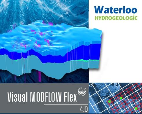 Waterloo Hydrogeologic Visual MODFLOW Flex center www.download.ir