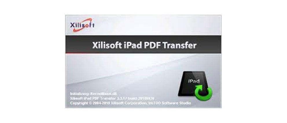 Xilisoft.iPad.PDF.Transfer.center