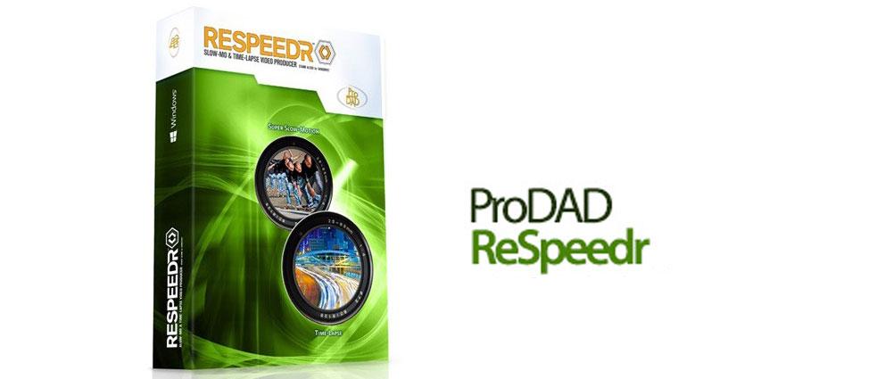proDAD.ReSpeedr.center