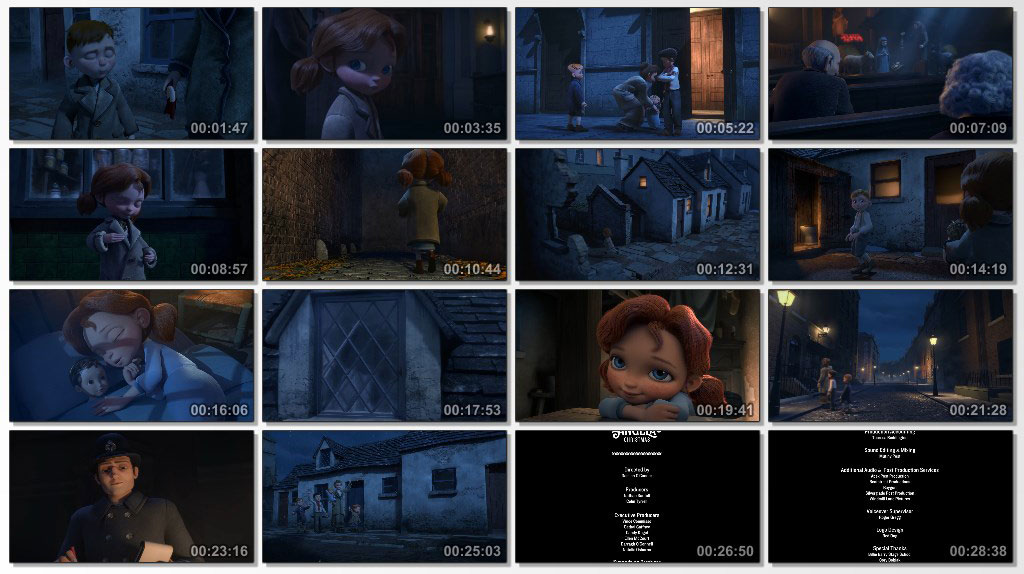 Angela's Christmas 2017 - Screen
