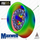 App Ansys Maxwell logo www.download.ir