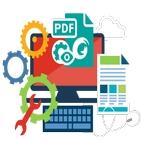 App Foxit PDF Viewer for .NET SDK logo www.download.ir
