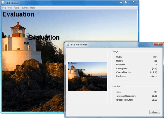 App ImageGear for ActiveX center www.download.ir