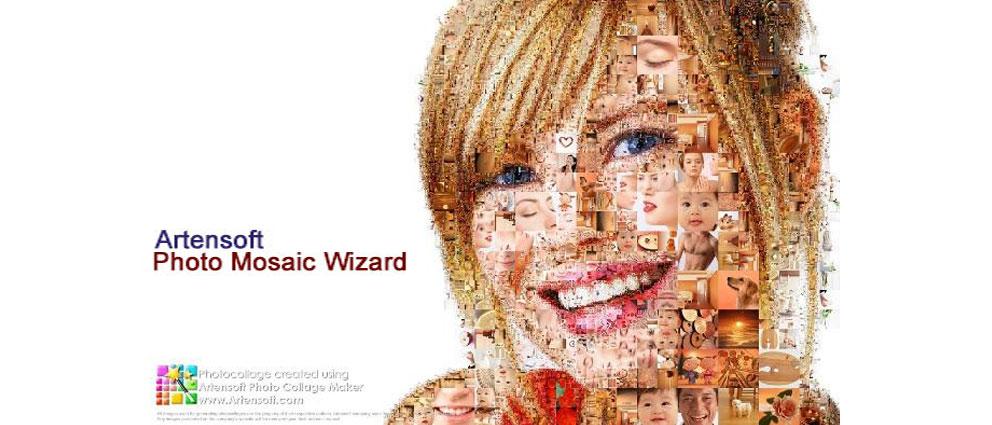 Artensoft.Photo.Mosaic.Wizard.center