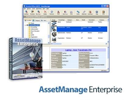 AssetManage Enterprise center www.download.ir