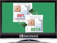 Batch PPT and PPTX Converter center www.download.ir
