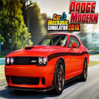 Car Mechanic Simulator 2018 Dodge Modern Icon