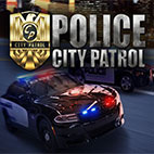 City Patrol Police Icon