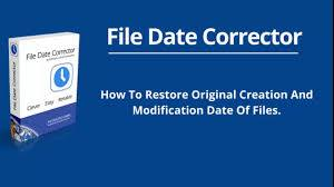 File Date Corrector center www.download.ir
