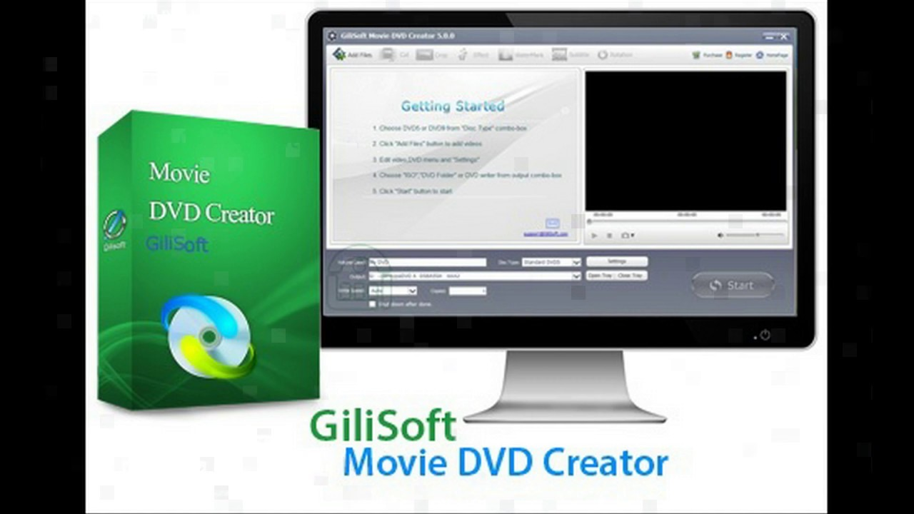 GiliSoft Movie DVD Creator enter www.download.ir