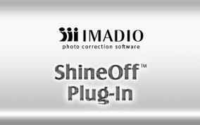 Imadio ShineOff Photoshop Plug-In center www.download.ir