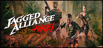 Jagged Alliance Rage - Screen