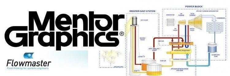 Mentor Graphics Flowmaster center www.download.ir