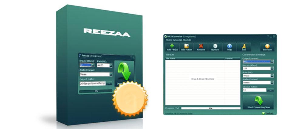 Reezaa.MP3.Converter.center