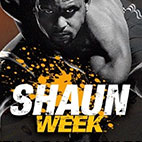 SHAUN WEEK Insane Focus