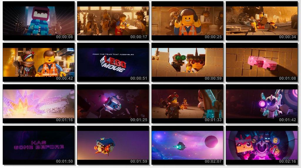 The Lego Movie 2 - Screen