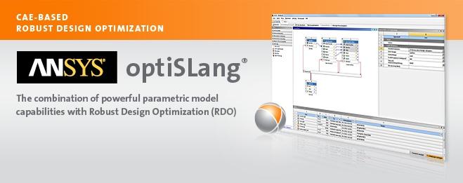 App ANSYS optiSLang center