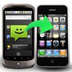 App Backuptrans Android iPhone SMS Transfer logo www.download.ir