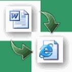 App Batch DOCX to HTML Converter logo www.download.ir