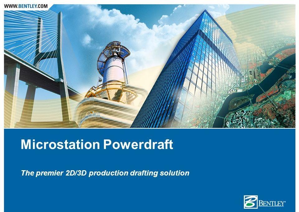 App Bentley MicroStation PowerDraft center www.download.ir