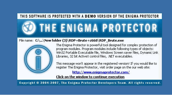 App The Enigma Protector center www.download.ir
