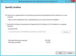 App Windows Assessment and Deployment Kit screen5 www.download.ir