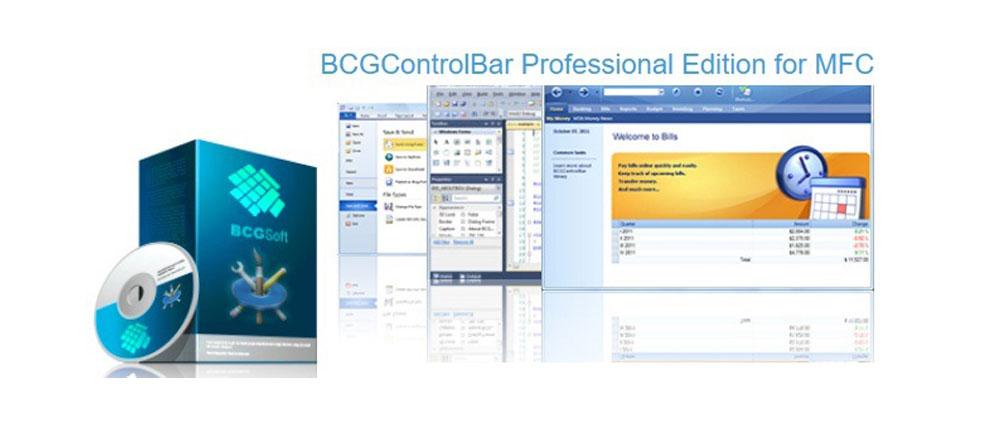 BCGControlBar.center