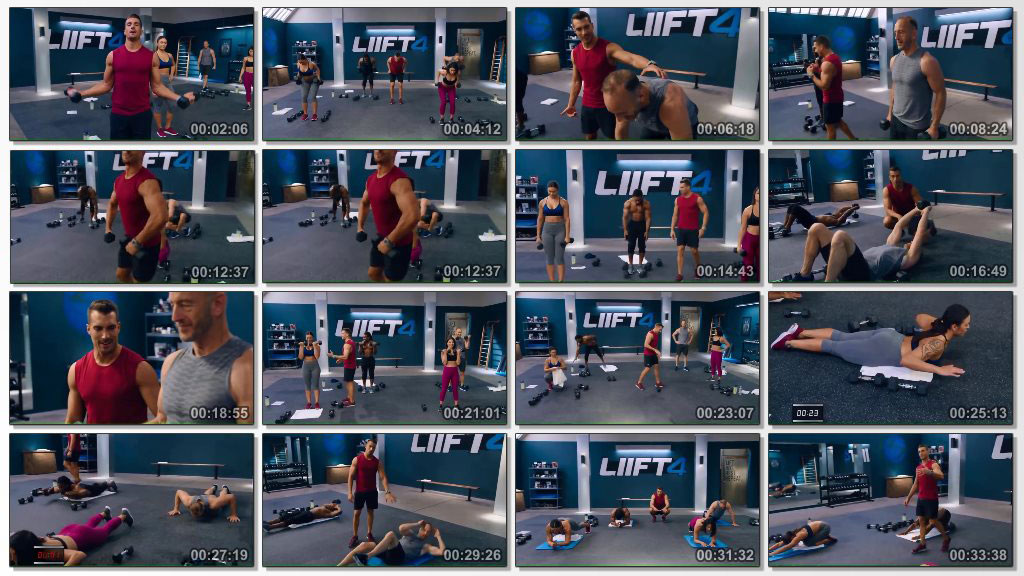 Beachbody – LIIFT4