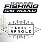 دانلود بازی کامپیوتر Fishing Sim World Lake Arnold نسخه CODEX