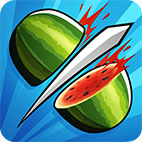 Fruit Ninja Fight-logo